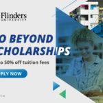 Flinders University Go Beyond Scholarships